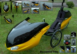 recumbent-trike-fairing